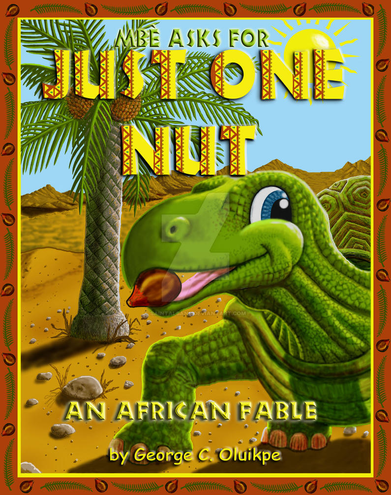Just One Nut by SaintAlbans