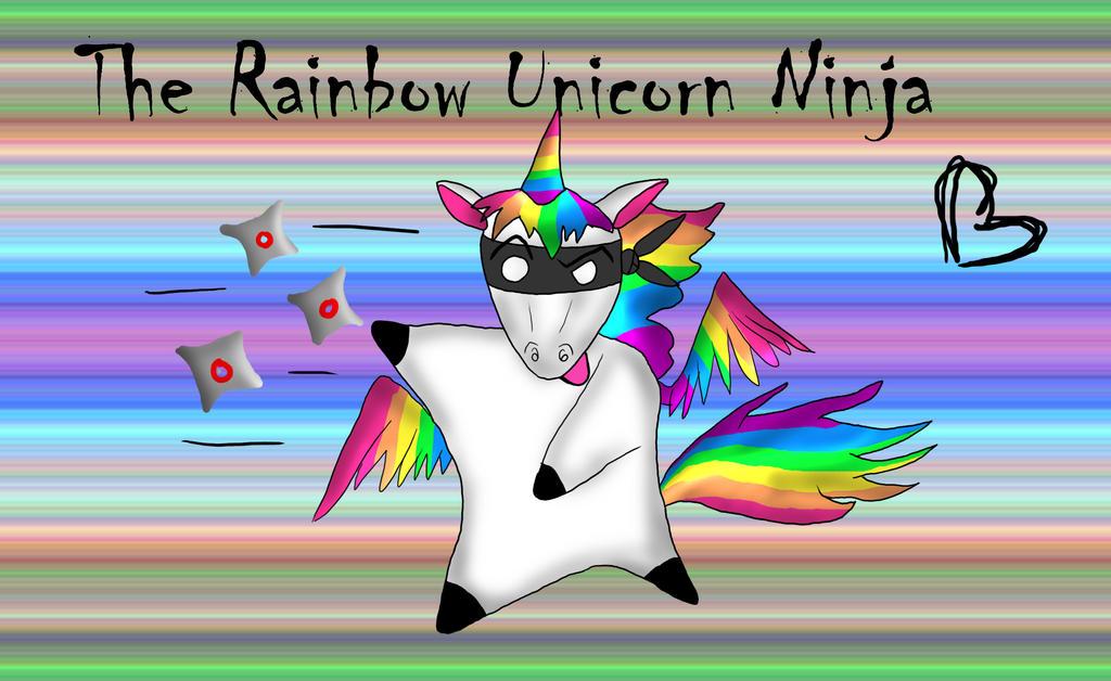 epic unicorn ninja
