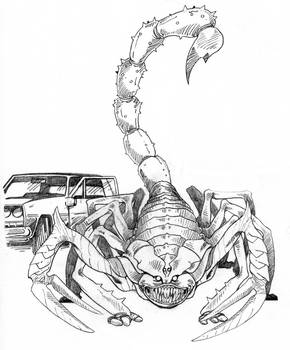 Dreadful Scorpion