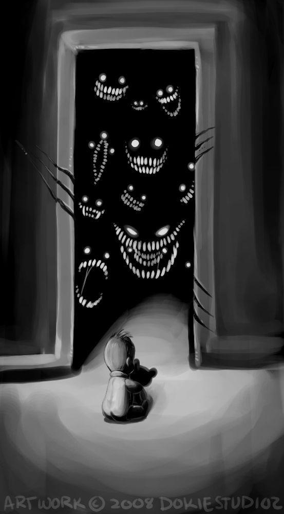 Are You afraid of the Dark? by Dokiestudioz