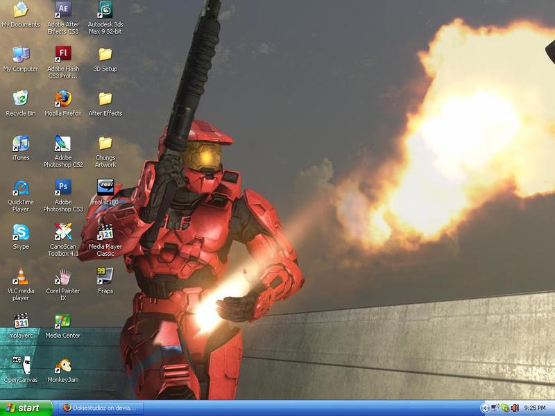 Dokies Desktop by Dokiestudioz