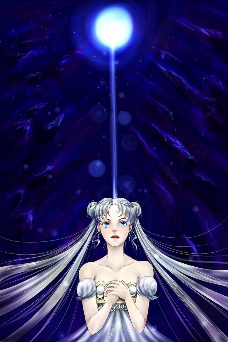 Princess Moon by Ama-ri