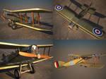 Plane WW1