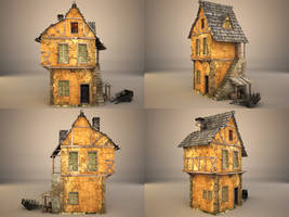 medieval house 4