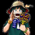 #32 Render_Izuku Midoriya