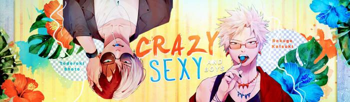 [Portada Mensual] Sexy - Crazy