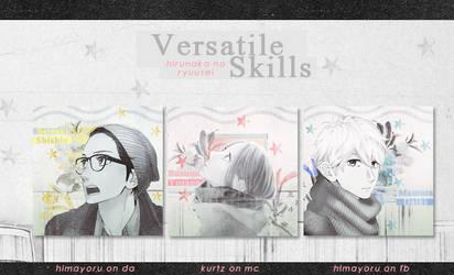 [Reto] Versatile Skills - Icons