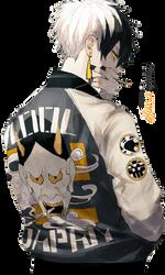 #54_Render Yakuza Boy