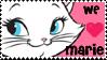 We Love Marie Stamp by Tashayarna