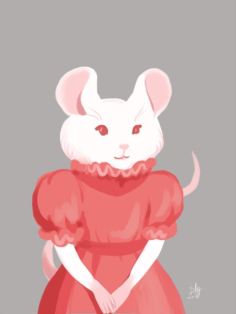 ms Mouse by Bersayap