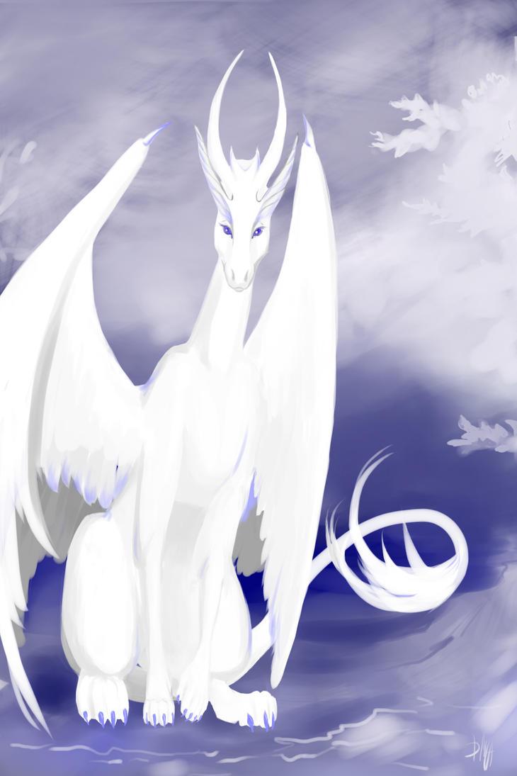 Dream Dragon by Bersayap