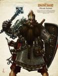 Ovzak Norlode - Cleric of War