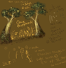 Quick Tree Tutorials For BG by A-Sent-Miracle