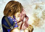 Noel and Serah FFXIII-2