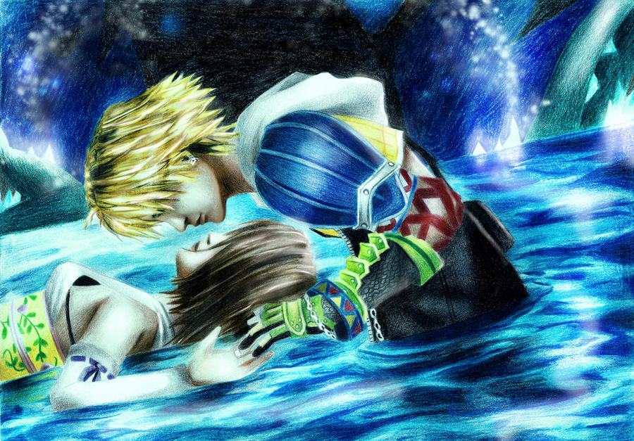 tidus and yuna ending relationship