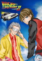Back to the Future Day by Tsukishibara