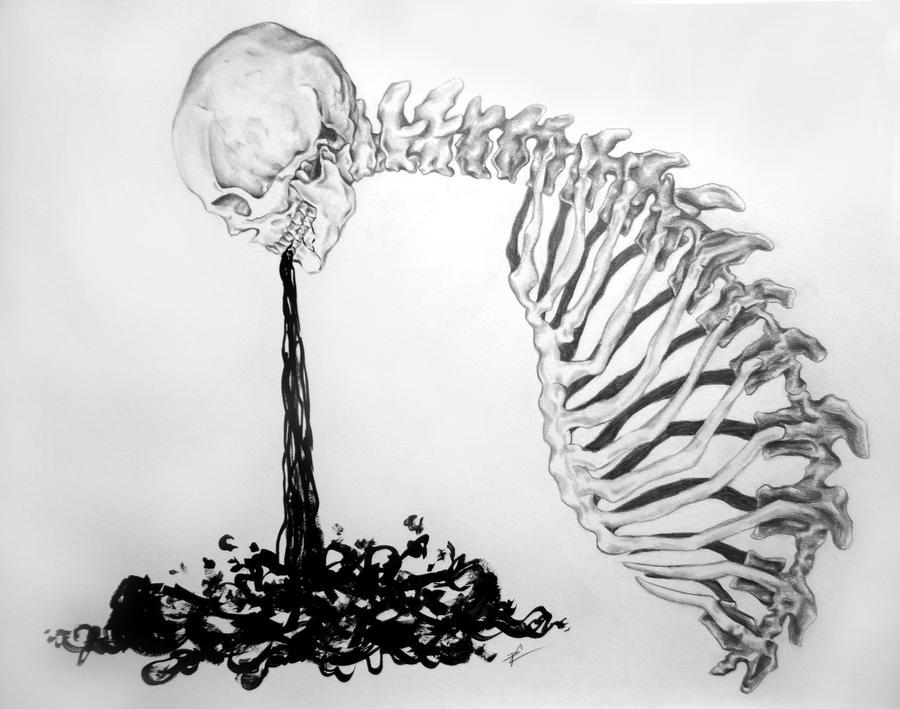 Hasta la muerte tiene asco by Dorapz