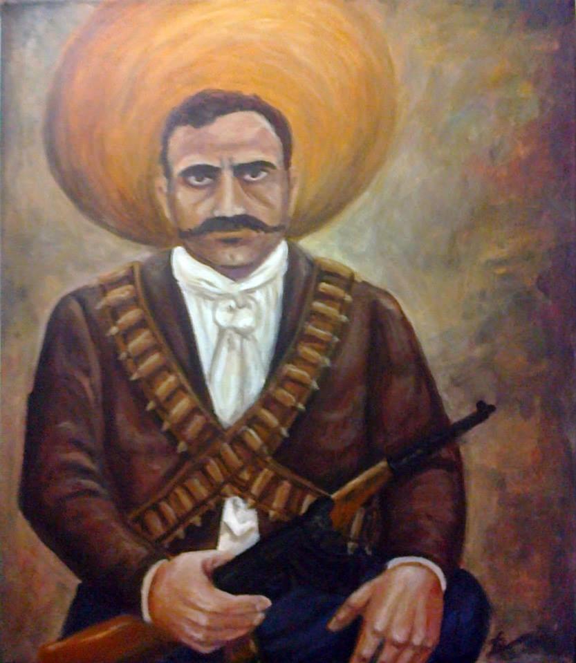 Emiliano Zapata by Dorapz