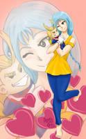 Kasumi in Love-Comision by Dorapz