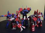 Transformers: Combiner Wars - Team Nexus