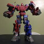 Transformers: Combiner Wars - Nexus Prime: Reborn