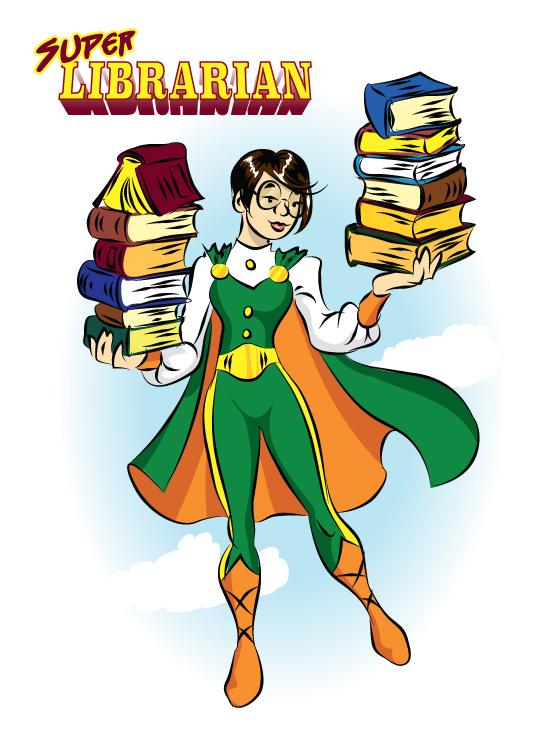 Super Librarian by FlagshipCS