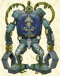 MB4 - War Machine of Merfolk