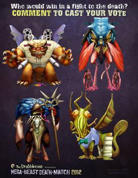 MBDM 2012 - Mega-Beast Finals