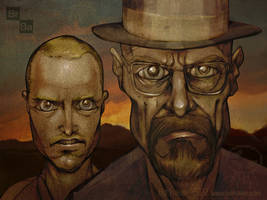 Breaking Bad - The Ones Who Knock by BoKaier