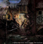 Assassin's blade - WH Invasion