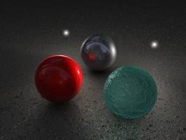 Cinema 4D Lights by BioMechanic-8001