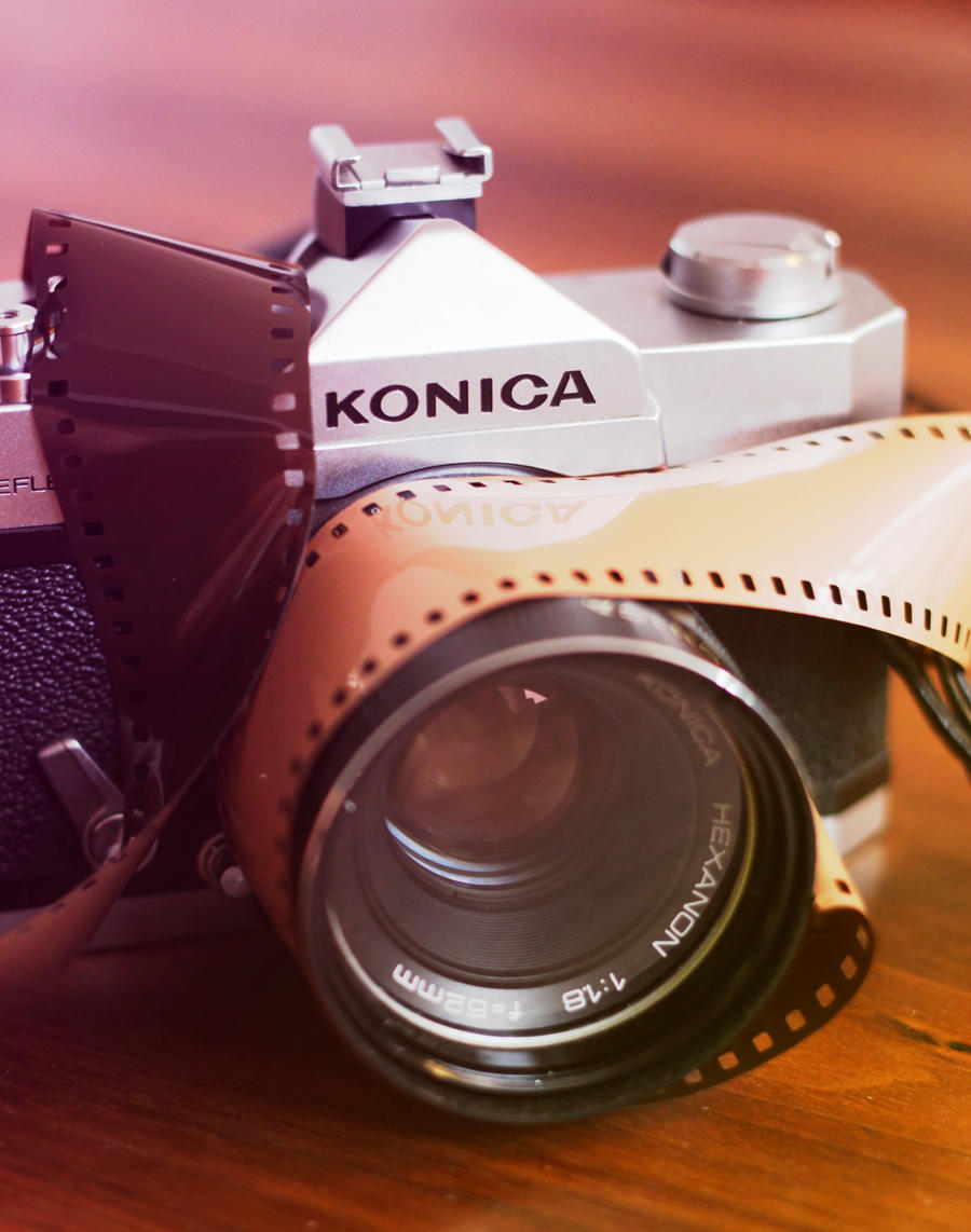 konica by Dodephine