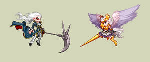 Boss Characters