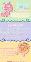 CS Pombats: Introduction sheet by AcidicDoll