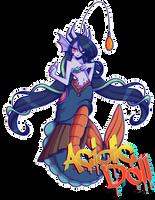 [CLOSED] Deep sea mermaid?