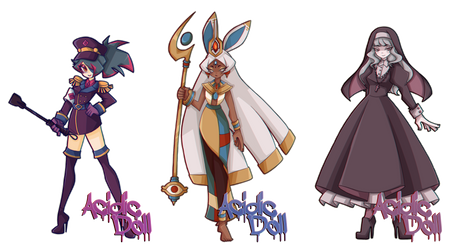 [CLOSED] Lady Adopts