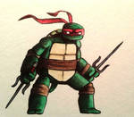 Raph watercolor