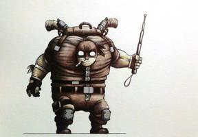 The Explicit Revenger by ChainsawTeddybear