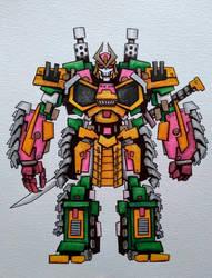 Transformers: Bludgeon