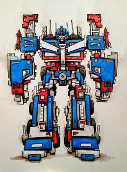 Transformers: Ultra Magnus