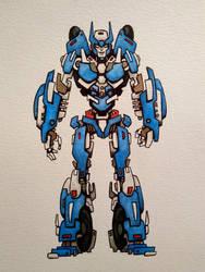 Transformers: Chromia