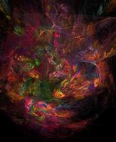 Colorful Nebula by GoateeGuy