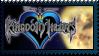 Kingdom Hearts Stamp by Nightingale9