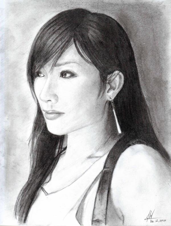 T I F A - Portrait by Rajaswami