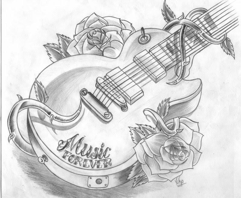Guitar by xikosampaio