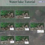 Water in lake tutorial