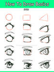 Basic Manga Eye tutorial
