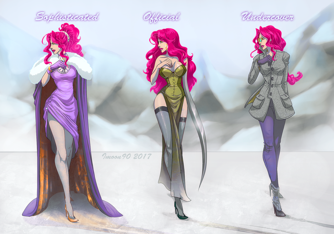 Lucie - outfits by Imoon90