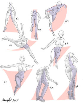 perspective pose references  # 5
