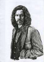 Sirius Black by cristinademanuel
